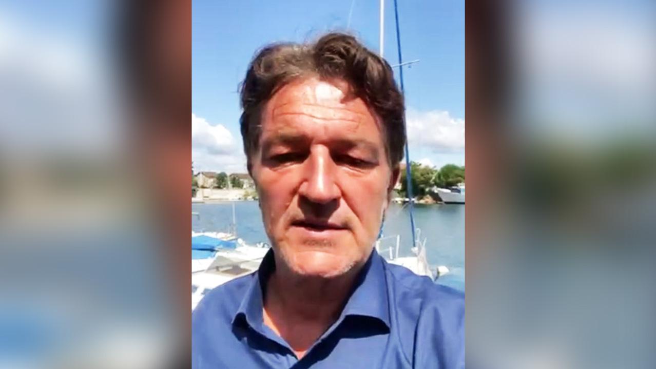 Richard Boutry rencontre le père de Maxime Beltra