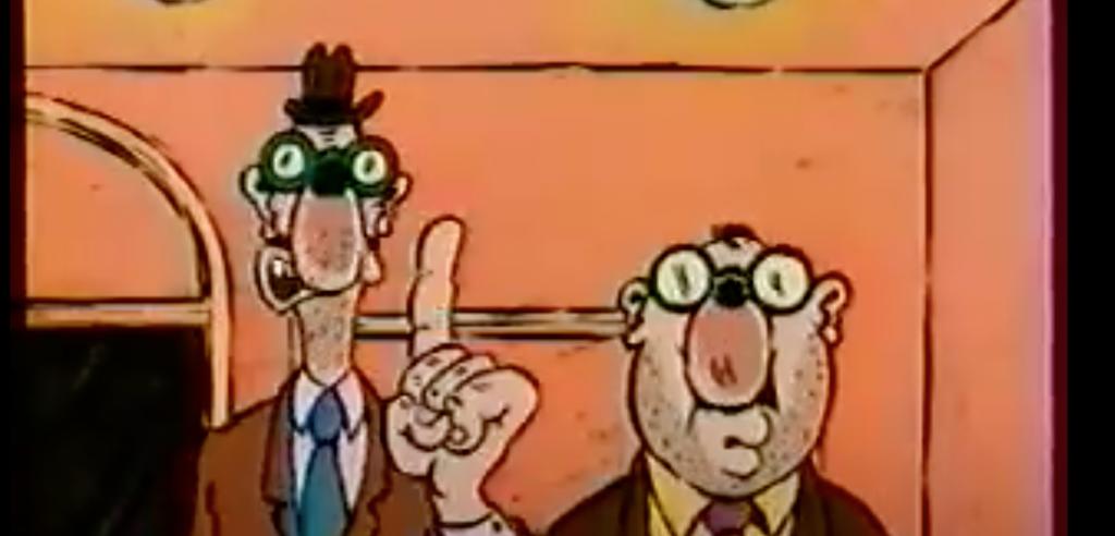 Les sales blagues de l'Echo : Jack et Kérouac