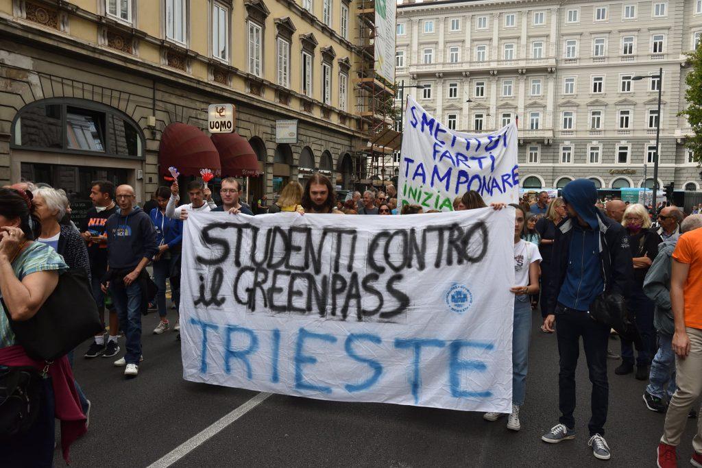 Trieste septembre